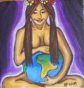 Pachamama, Mutter Erde